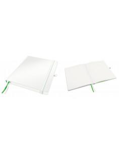 Caiet de birou LEITZ Complete, format iPad, dictando, alb