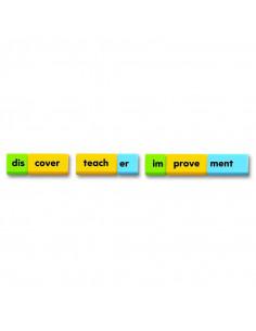 Domino - Construieste cuvinte