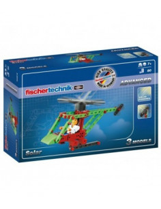 Set Constructie Fischertechnik Advanced Solar 3 Modele