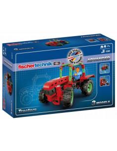 Set Constructie Fischertechnik Advanced Tractors 3 Modele