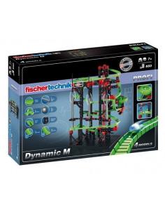 Set Constructie Fischertechnik Profi Dynamic M 4 Modele