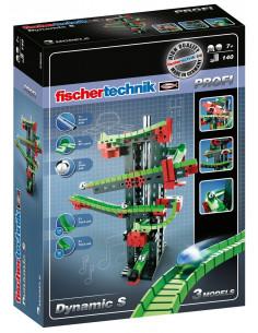 Set Constructie Fischertechnik Profi Dynamic S 3 Modele