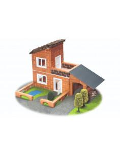 Vila Cu Garaj, Joc Constructie Teifoc
