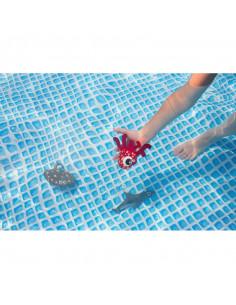 Set pentru scufundari Rechin, caracatita si pisica de mare, BS