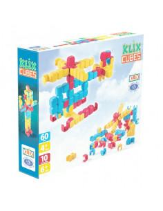 Joc Constructii Klix Cubes, 60 Piese