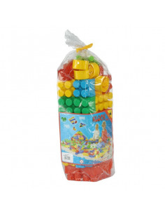 Cuburi Constructii Maxi, 30 Piese