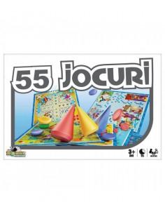 55 De Jocuri Intr-Unul Singur, Noriel