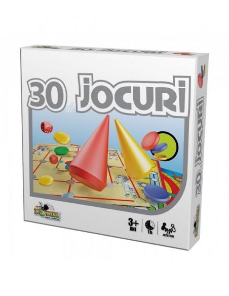 30 De Jocuri Intr-Unul Singur, Joc Noriel