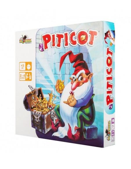 Comoara Lui Piticot, Joc Noriel