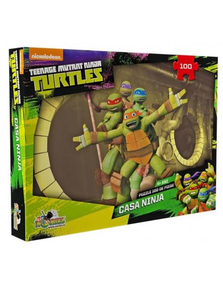 Pacalici Cu Complici, Teenage Mutant Ninja Turtles Noriel