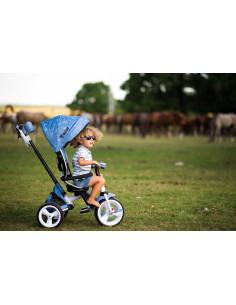 Tricicleta ENDURO, Grey Luxe