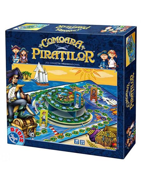 Comoara Piratilor, Joc D-Toys