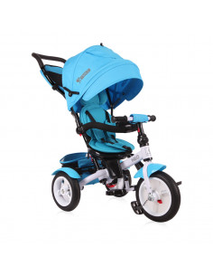 Tricicleta NEO AIR Wheels, Light Blue