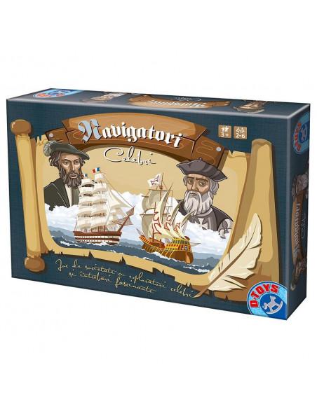 Navigatori Celebri, Joc D-Toys