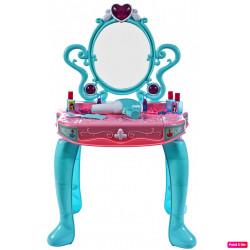 Masuta de infrumusetare 3 in 1 MalPlay cu oglinda, pian