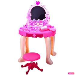 Masuta de infrumusetare MalPlay cu scaunel, lumini, melodii si