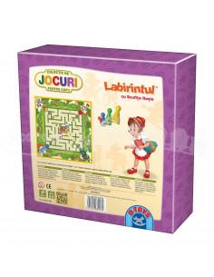 Labirintul Cu Scufita Rosie, Joc D-Toys
