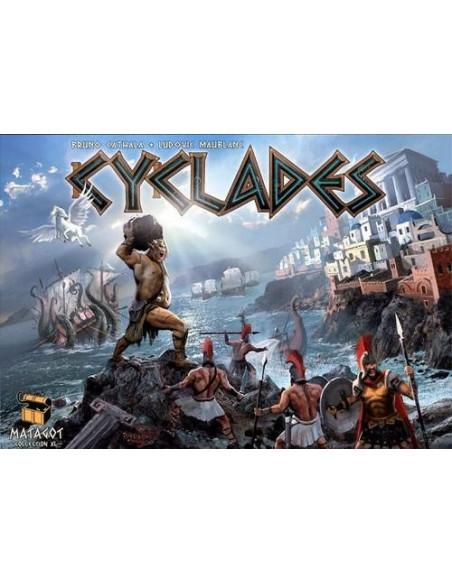 Cyclades, Joc Lex Games
