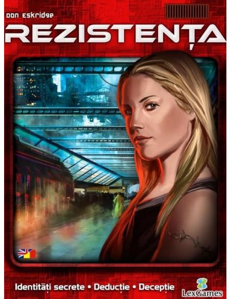 Rezistenta, Joc Lex Games