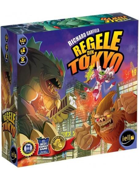 Regele din Tokyo + carti promo, Joc Lex Games
