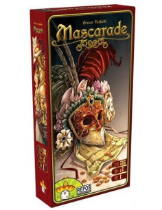 Mascarade, Joc Lex Games