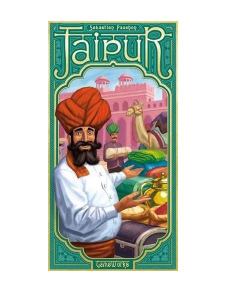Jaipur, Joc Lex Games