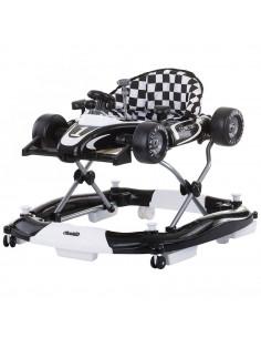 Premergator Chipolino Racer 4 in 1 black white