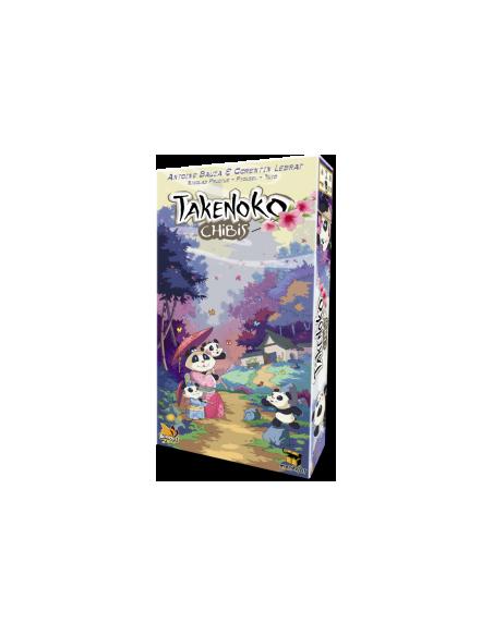 Takenoko Chibis, Joc Lex Games