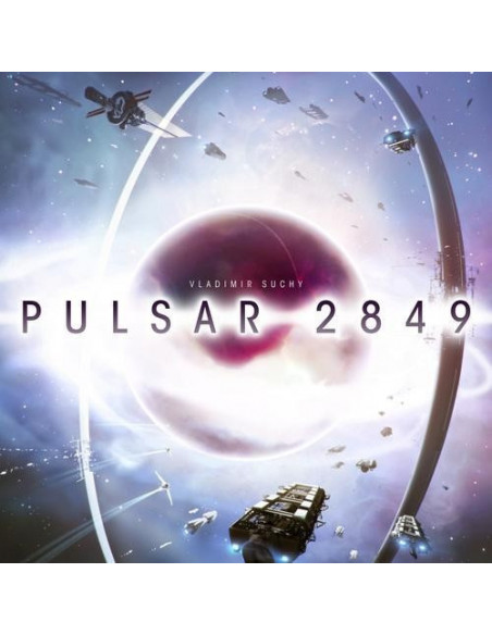 Pulsar 2849, Joc Lex Games