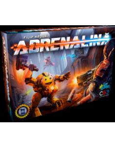 Adrenalina, Joc Lex Games