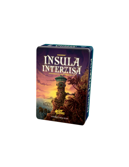 Insula Interzisa, Joc Lex Games