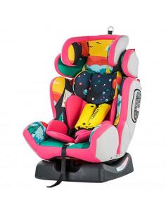 Scaun auto Chipolino 4 Max 0-36 kg pink