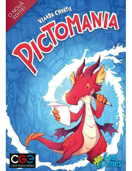 Pictomania second edition, Joc Lex Games