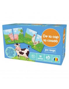 De La Cap La Coada, Logic, Joc Noriel
