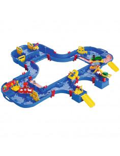 Set de joaca cu apa AquaPlay Mega Lock Box