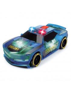 Masina de politie Dickie Toys Lightstreak Police cu sunete si