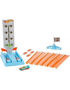 Pista de masini Hot Wheels by Mattel Dragstrip Champion cu
