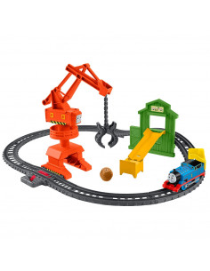 Set Fisher Price by Mattel Thomas and Friends Cassia Crane and