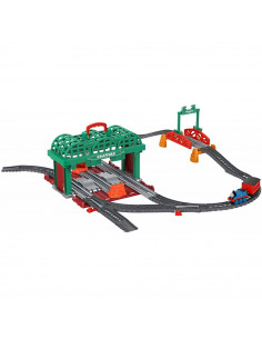 Set Fisher Price by Mattel Thomas and Friends Knapford Station