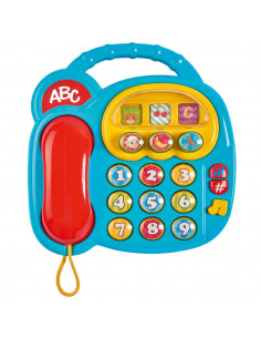 Jucarie Simba ABC Colorful Telephone