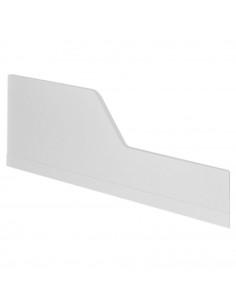Margine de siguranta pentru patut din lemn Hubners 120x28 cm alb