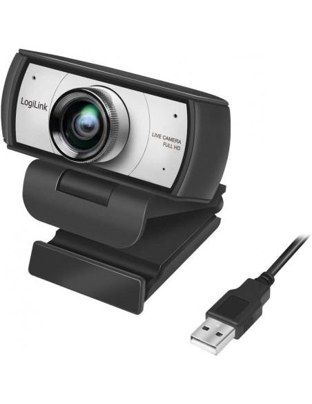 CAMERA WEB LOGILINK senzor. 1080p Full-HD cu rezolutie video