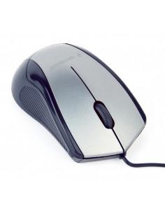 MOUSE GEMBIRD, notebook, PC, cu fir, optic, USB, 1000 dpi, 3/1
