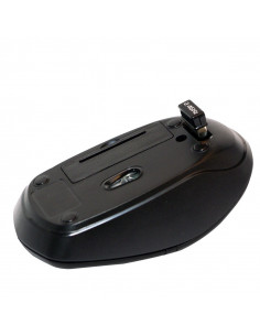 MOUSE LOGILINK, notebook, PC, wireless, optic, Wireless, 1200