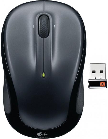 """MOUSE LOGITECH, """"M325"""" notebook, PC, wireless, optic, Wireless"""