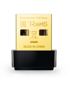 ADAPTOR RETEA TP-LINK AC600, extern wireless 2.4 GHz | 5 GHz