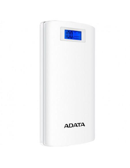POWER BANK ADATA 20000mAh, 2 x USB, digital display pt. status