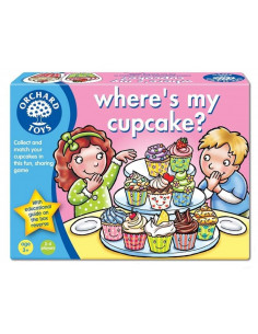 Joc Educativ In Limba Engleza Briosa Where'S My Cupcake?