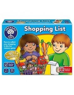 Joc Educativ In Limba Engleza Lista De Cumparaturi Fructe Si