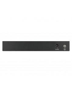 SWITCH PoE D-LINK Unmanaged 8 porturi 10/100Mbps (8 PoE) + 1 x
